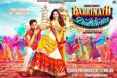 Badrinath Ki Dulhania Movie Review Surabhi Redkar,Suhani Singh, Shubhra Gupta, Rohit Vats, Nihit Bhave, Sukanya Verma, Badrinath Ki Dulhania is a suitable watch for those who enjoy Bollywood rom-coms. It will make up for a perfect breezy watch for the weekend.