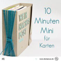 :: danipeuss.de :: BLOG: 10-Minuten-Mini für Karten | Geschenkidee