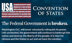 JOIN THE CONVENTION OF STATES EFFORT IN YOUR STATE!  @COSProject #PJNET