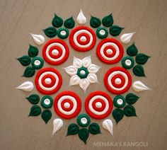 Easy and simple rangoli designs to celebrate your festivals Rangoli Designs Simple Diwali, Simple Flower Rangoli, Simple Rangoli Border Designs, Rangoli Designs Latest, Rangoli Designs Flower, Free Hand Rangoli Design, Small Rangoli Design, Rangoli Kolam Designs, Rangoli Designs With Dots