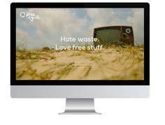 Freecycle | UX, Digital Design, Branding | Kiera Winfield Love Is Free, Branding, Digital, Projects, Design, Finals, Log Projects, Brand Management, Blue Prints
