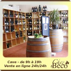 Chez Beco, Satigny: wine shop
