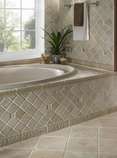 Backsplash Picture Ideas: Lifetime Sealer on Tumbled Marble Stone for Showers!