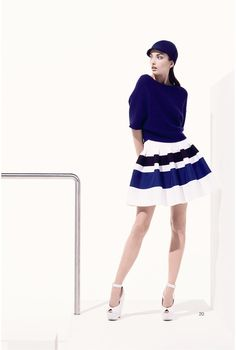 Christian Dior Resort 2013 - Review - Fashion Week - Runway, Fashion Shows and Collections - Vogue - Vogue