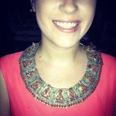 Vintage Indian necklace