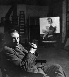 Pablo Picasso in his Studio (Atelier), Paris, 1935.  Photo by Peter Rose-Pulman / Time & LIFE Pictures/Getty Images