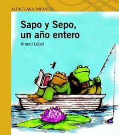 """Arnold Lobel :  Cuento: LA ESQUINA  Libro: """"Sapo y Sepo un año en..."""