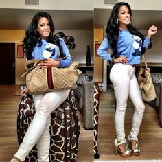 .Lady swag