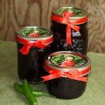 Blackberry Pepper Jam