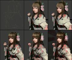ArtStation - FANDI, Lu-jiahui LJH