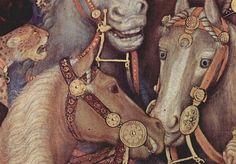 Bilderesultat for 15th century painting horse