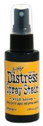 Ranger, Tim Holtz® Distress Spray Stain - Wild Honey