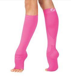 FS6+ Performance Compression Foot and Leg Sleeve | Dancing | Dancer | Relieves calf pain, shin splints, achilles tendonitis | plantar fasciitis