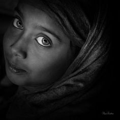 Searching eyes  Photo by Amritpal Luthra — National Geographic Your Shot