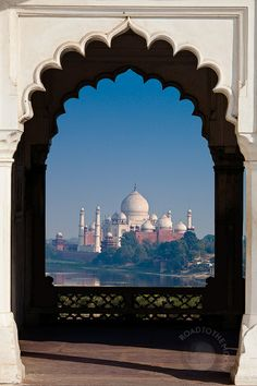 Taj Mahal   - Explore the World, one Country at a Time. http://TravelNerdNici.com