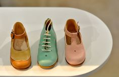 Playtime Paris shoe trends for S/S 2014 - Paul & Paula