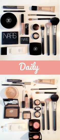 """The best makeup to achieve a clean, natural, everyday, look. """"The Doctor's Closet"""" Blog. - Click image to find more Hair & Beauty Pinterest pins"""