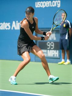 We are loving Ana Ivanovic's adidas outfit for the US Open! Get the look here: http://www.tennis-warehouse.com/player.html?ccode=AIVAN