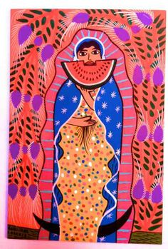 Dos Mujeres Mexican Folk Art- a great place to get Lorenzo family paintings!