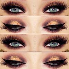 Perfect Makeup Ideas For Blue Eyes picture 5
