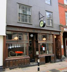 A G Hendy & Co Home Store | Hastings, England
