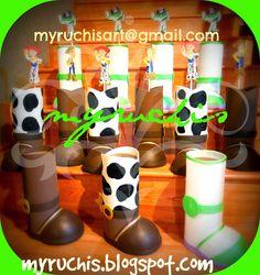 Myruchis: Dulceros para fiestas
