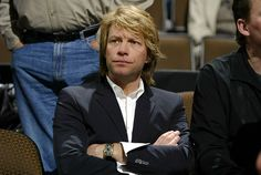 Jon Bon Jovi and Sports