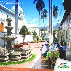 Ahuachapán, departamento de El Salvador