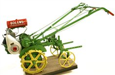 Garden tractor overview