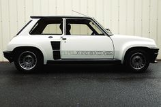 Renault 5 Turbo 2. Would have been my dream car in highschool. What a beastly little hot hatch.