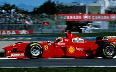 1997 Ferrari F310B (Michael Schumacher)