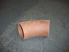 6inch Naylor clay bend  45 degree £3.00 http://recipro-uk.com #building materials