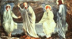 The Morning of the Resurrection Sir Edward Burne-Jones - Date unknown