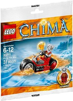 LEGO Worriz Feuer Bike Legends of Chima 30265 Chima http://www.amazon.de/dp/B00LZVNVB8/ref=cm_sw_r_pi_dp_A4lEub1RWCE20