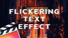 13 Best Text & Title Effects in Final Cut Pro X images in