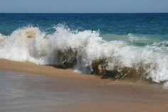 Crashing Wave No.2 ~Neal Eslinger  photography