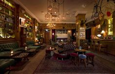 Mr Fogg's: Phileas Fogg-themed Mayfair bar - HYHOIHave You Heard Of It?
