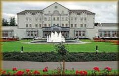 Slieve Russell Hotel in Cavan ... I would actually live here