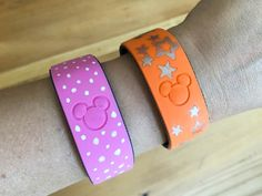 Easy Ideas for Decorating Magic Bands