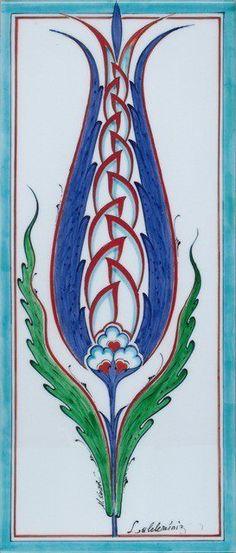 Mehmet Koçer Turkish Design, Turkish Art, Turkish Tiles, Islamic Tiles, Islamic Art, Decoration, Art Decor, Illustrator, Arabesque Pattern