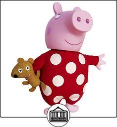 Peppa Pig - Dulces Sueños, juguete blando (Bandai 84371)  ✿ Regalos para recién nacidos - Bebes ✿
