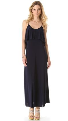 Tbags Los Angeles Open Back Maxi Dress  in Shopbob on sale for $114.00