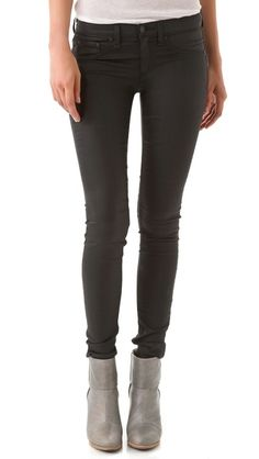 Rag & Bone/JEAN The Legging Jeans  Hope I can wear these post baby!!!!!!!