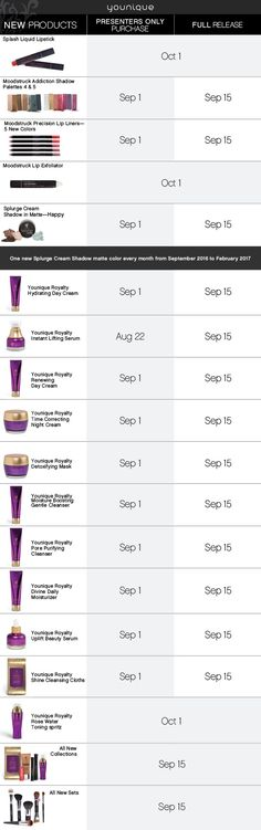 New products coming out!!!! Shop www.youniqueproducts.com/michellewithers