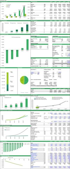 8 best Financial Dashboard images on Pinterest Dashboard design - accounts payable spreadsheet template