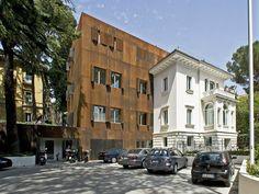 Netherlands Embassy in Rome, Rome, 2007 - Architectenbureau Cepezed b.v
