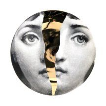 Fornasetti Theme & Variations Plate #10