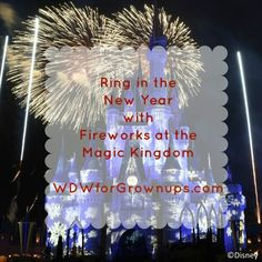 Enjoy the Magic Kingdom fireworks from home!