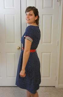 "Sewin' Steady: The ""Good Intentions"" Dress   Not a tutorial, but a cute inspiration piece."