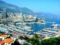 Marina/Harbour - Monte Carlo, Monaco.